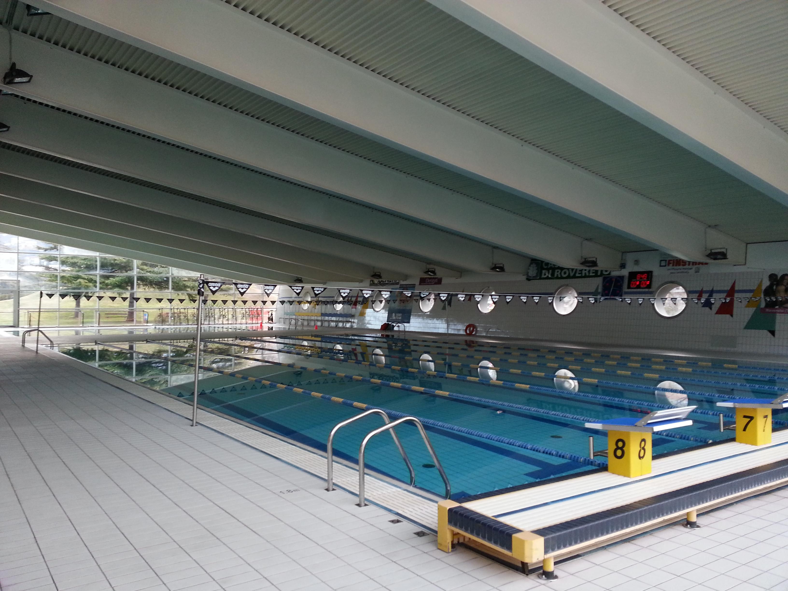 Orari nuoto libero 2001team - Piscina rovereto ...